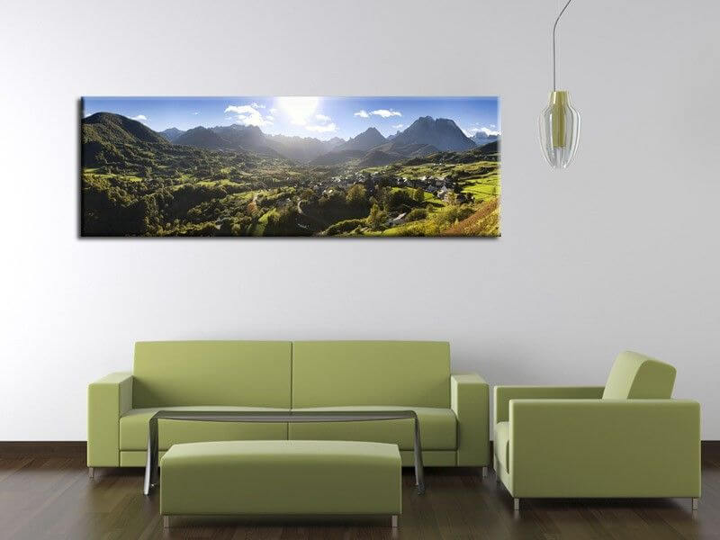 tableau grand format d 233 co murale hexoa