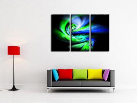 Tableau dessin graphique imprim sur toile tableau for Tableau imprime sur verre