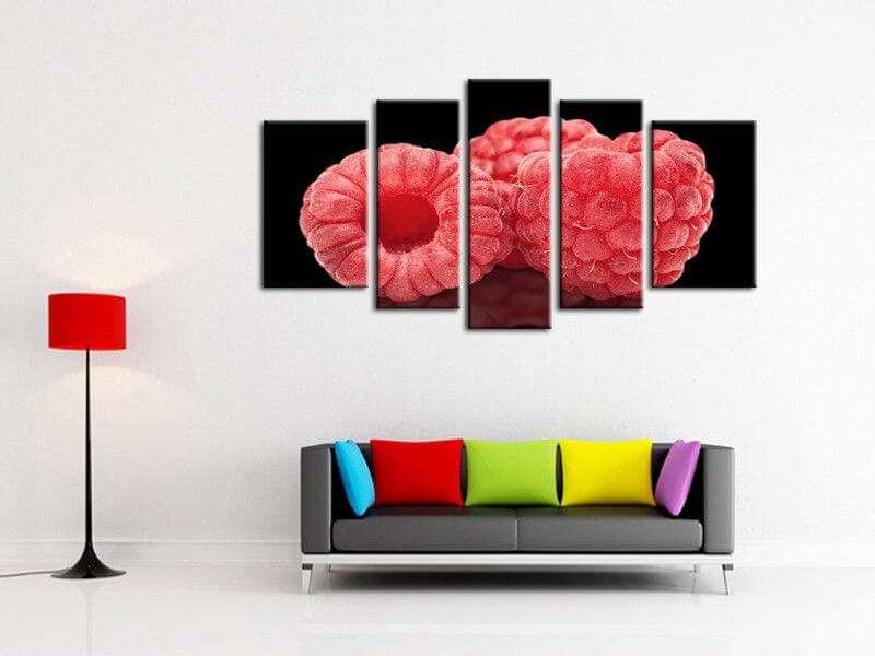 tableau d co triptyque lettre chinoise dans la cat gorie zen. Black Bedroom Furniture Sets. Home Design Ideas