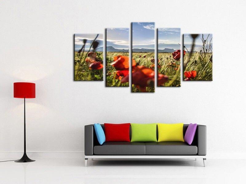 tableau design tag moderne triptyque tableau street art. Black Bedroom Furniture Sets. Home Design Ideas