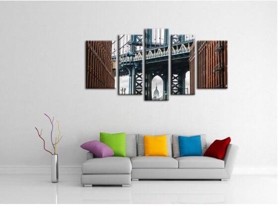 toile grand format imprim zarautz dans la cat gorie aquashot. Black Bedroom Furniture Sets. Home Design Ideas