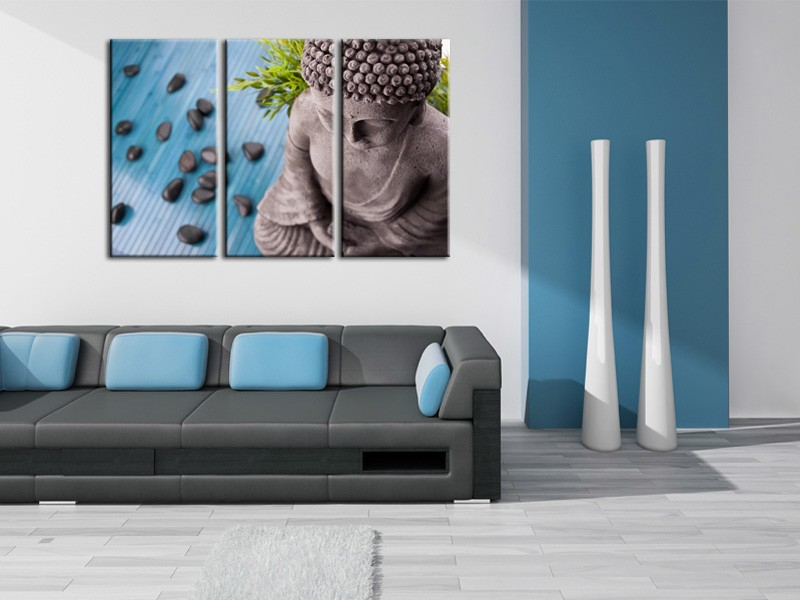 Les conseils pour bien choisir votre tableau bouddha hexoa for Deco chambre zen bouddha