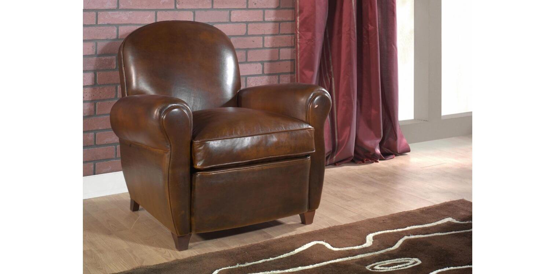 Am nager un petit salon avec des fauteuils club hexoa for Petit fauteuil de salon