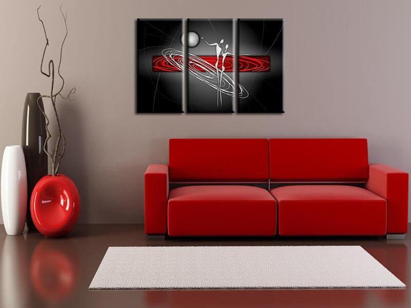 tableau design abstrait d coration int rieure prix discount. Black Bedroom Furniture Sets. Home Design Ideas