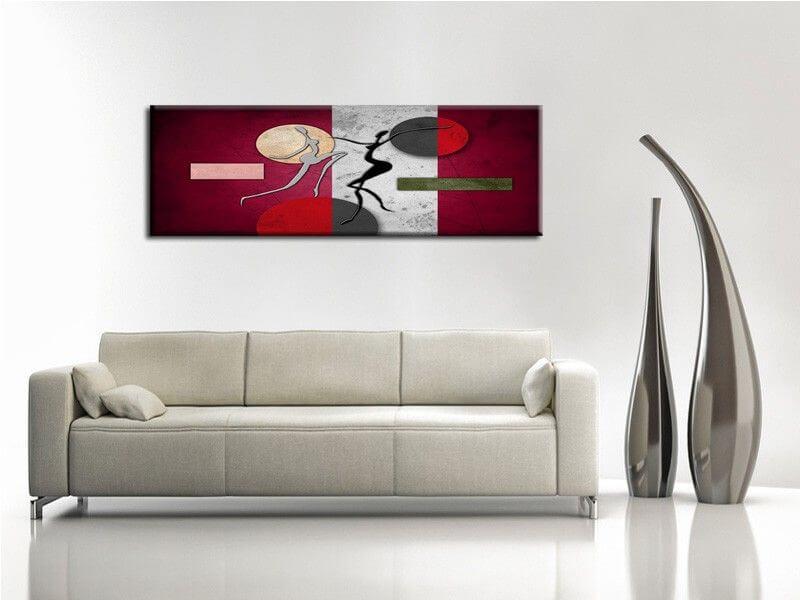Tableau peinture decoration murale meilleures images d for Peinture decorative murale