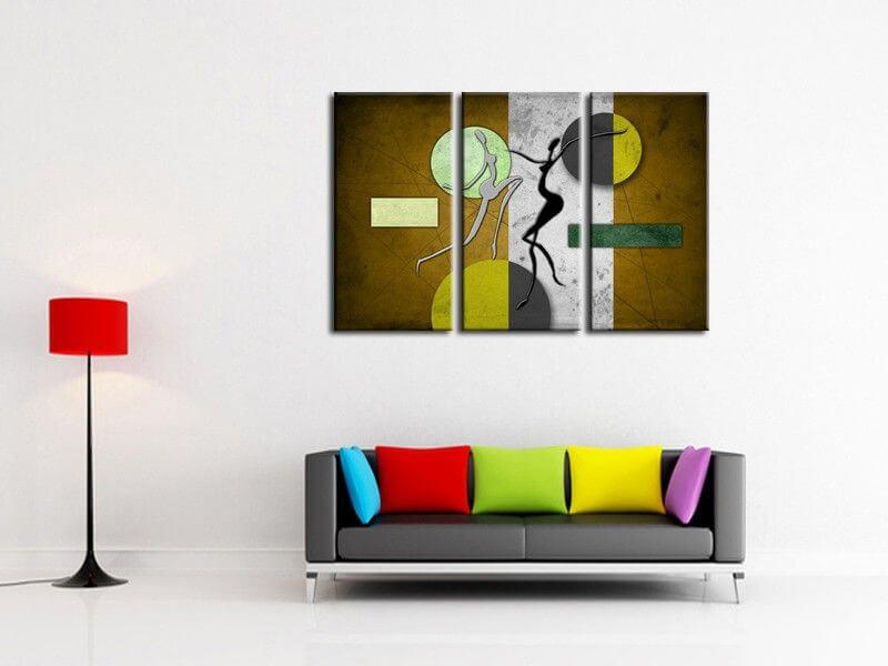 Peindre tableau design id e inspirante pour for Peinture murale chambre zen