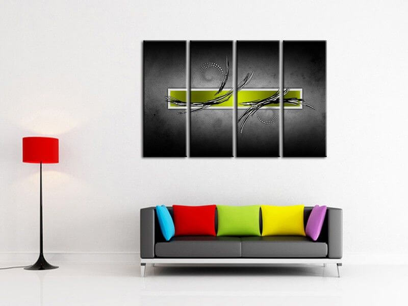 Achat tableaux design et moderne  Décoration murale Hexoafr