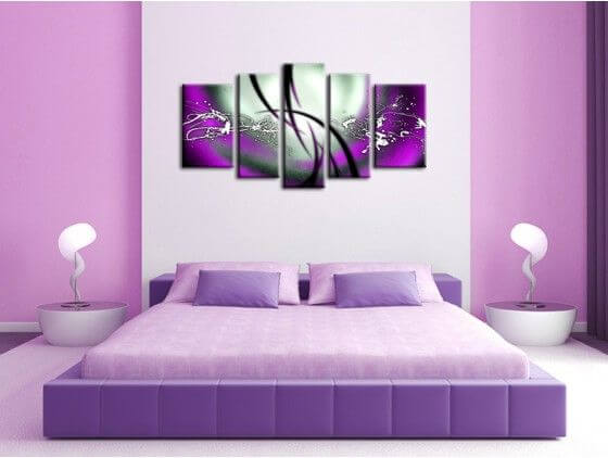 Decoration murale design peinture for Decoration murale design