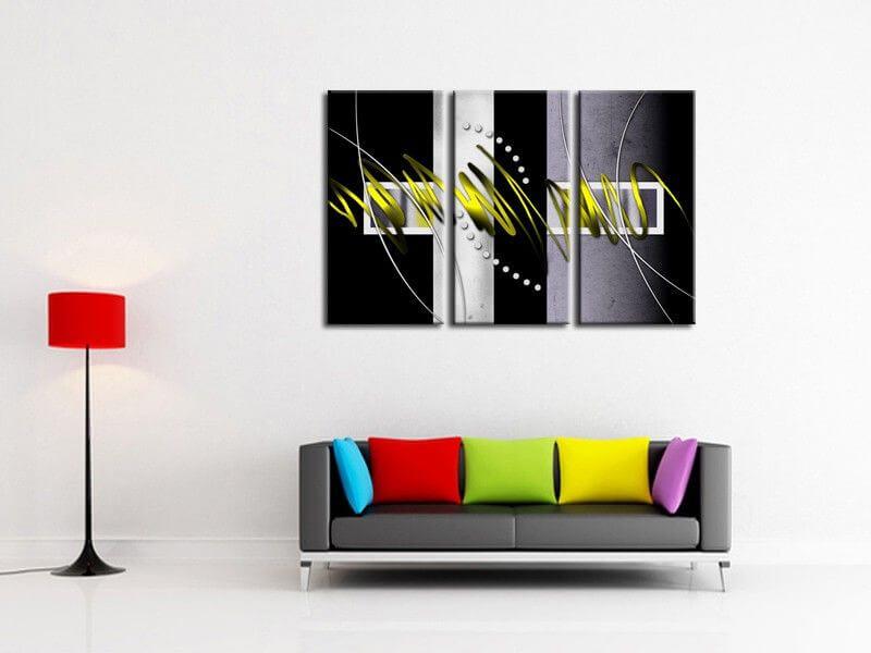 D coration murale design tableau d co pas cher sur for Design peinture murale