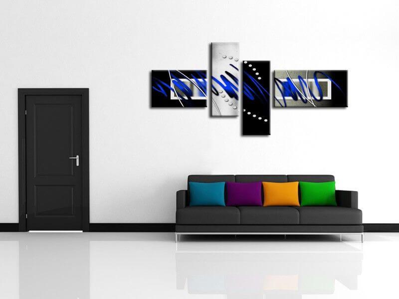 peinture murale pas cher maison design. Black Bedroom Furniture Sets. Home Design Ideas