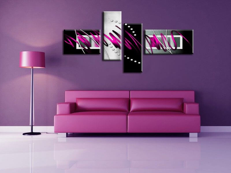 Peinture murale design for Decoration murale design