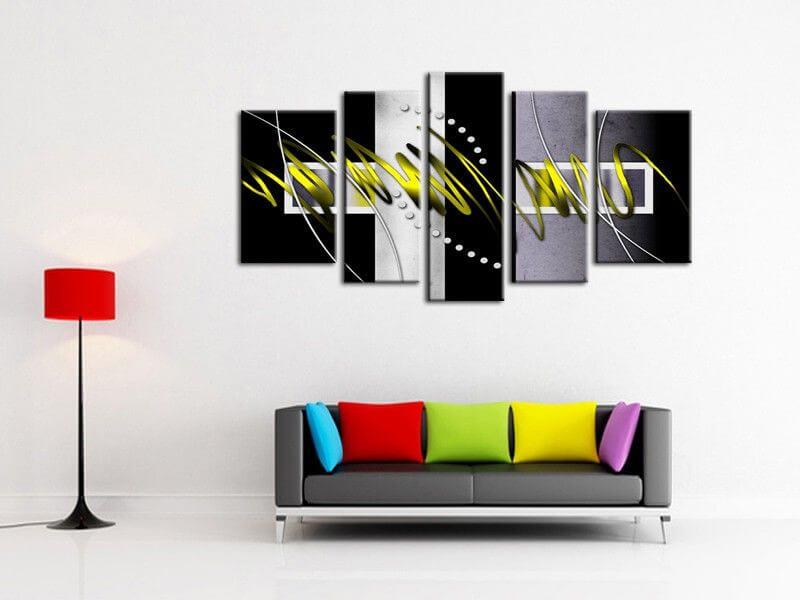 peinture murale design meilleures images d 39 inspiration pour votre design de maison. Black Bedroom Furniture Sets. Home Design Ideas