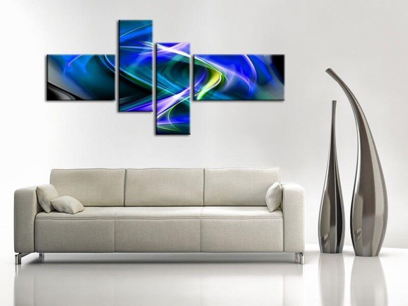 Tableau design deco murale id es de d coration et de mobilier pour la conce - Tableau moderne pas cher ...