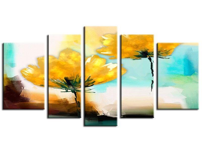tableau decoration murale pas cher tableau peinture l huile pas cher d co murale salon. Black Bedroom Furniture Sets. Home Design Ideas