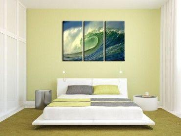 Tableau deco murale reef