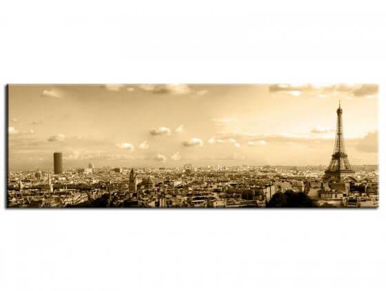 Tableau paris panoramique