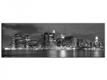 Tableau new york panorama city lights