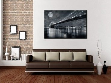 Tableau moderne brooklyn bridge