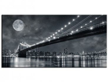 Tableau moderne brooklyn bridge