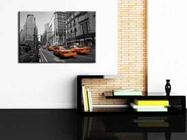 Tableau design taxi manhattan