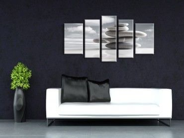 Tableau zen d coration murale originale vente de tableaux for Decoration murale home