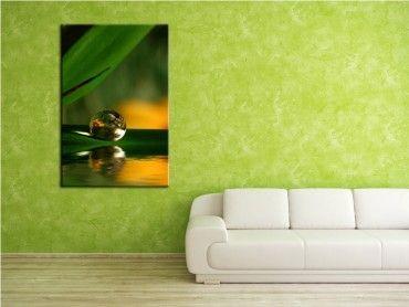 Tableau design bambou zen