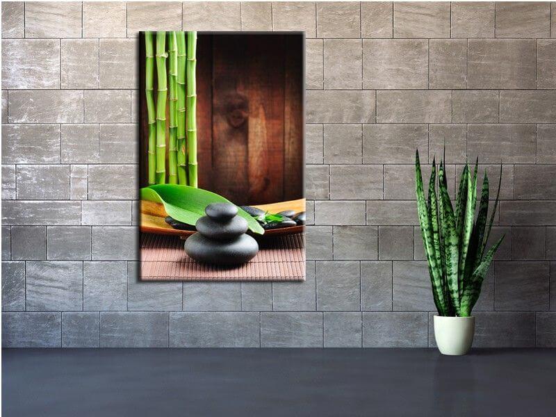 tableau zen toile alu et plexi achat de tableaux deco pas chers. Black Bedroom Furniture Sets. Home Design Ideas