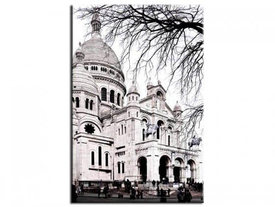 Tableau photo du Sacré Cœur à Paris