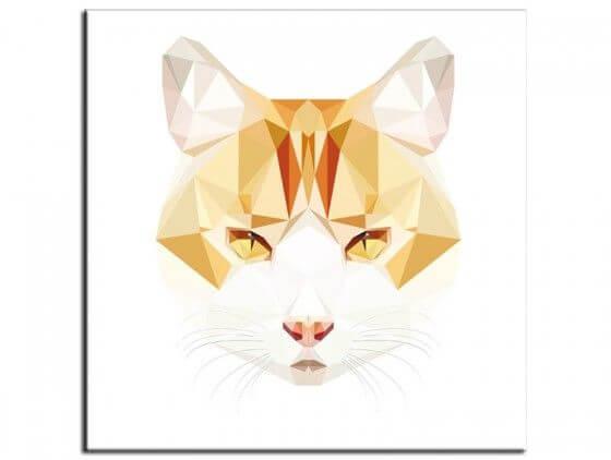 Tableau design chat roux