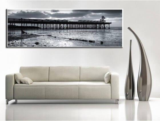 Stunning tableau mural blanc vert et noir images for Deco murale 2cv