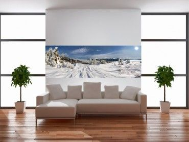 Emejing papier mural paysage ideas for Poster mural plage pas cher
