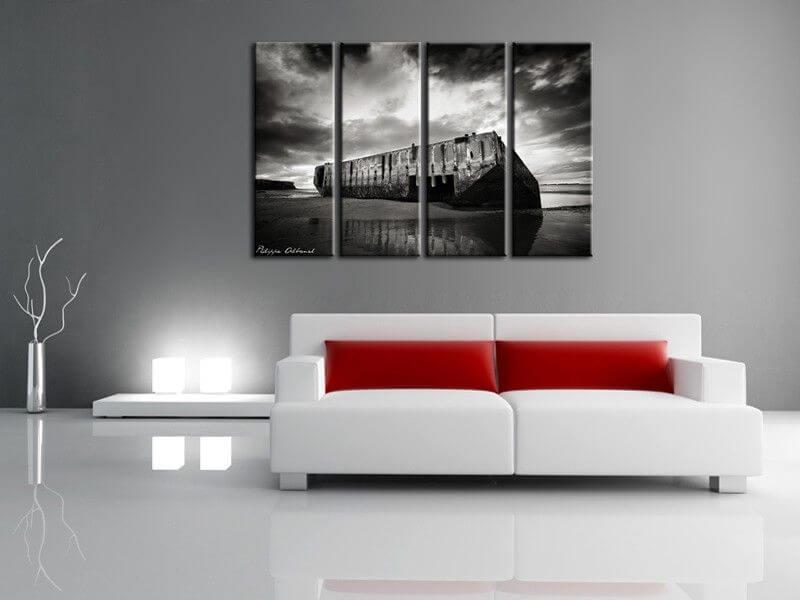 tableau photo d co r gions de france achat en ligne deco design. Black Bedroom Furniture Sets. Home Design Ideas