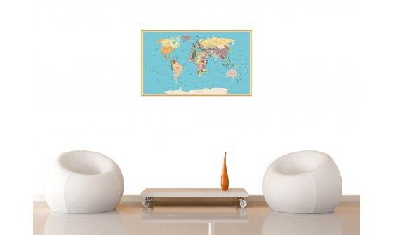 papier peint mappemonde d co murale pas ch re site en ligne hexoa. Black Bedroom Furniture Sets. Home Design Ideas