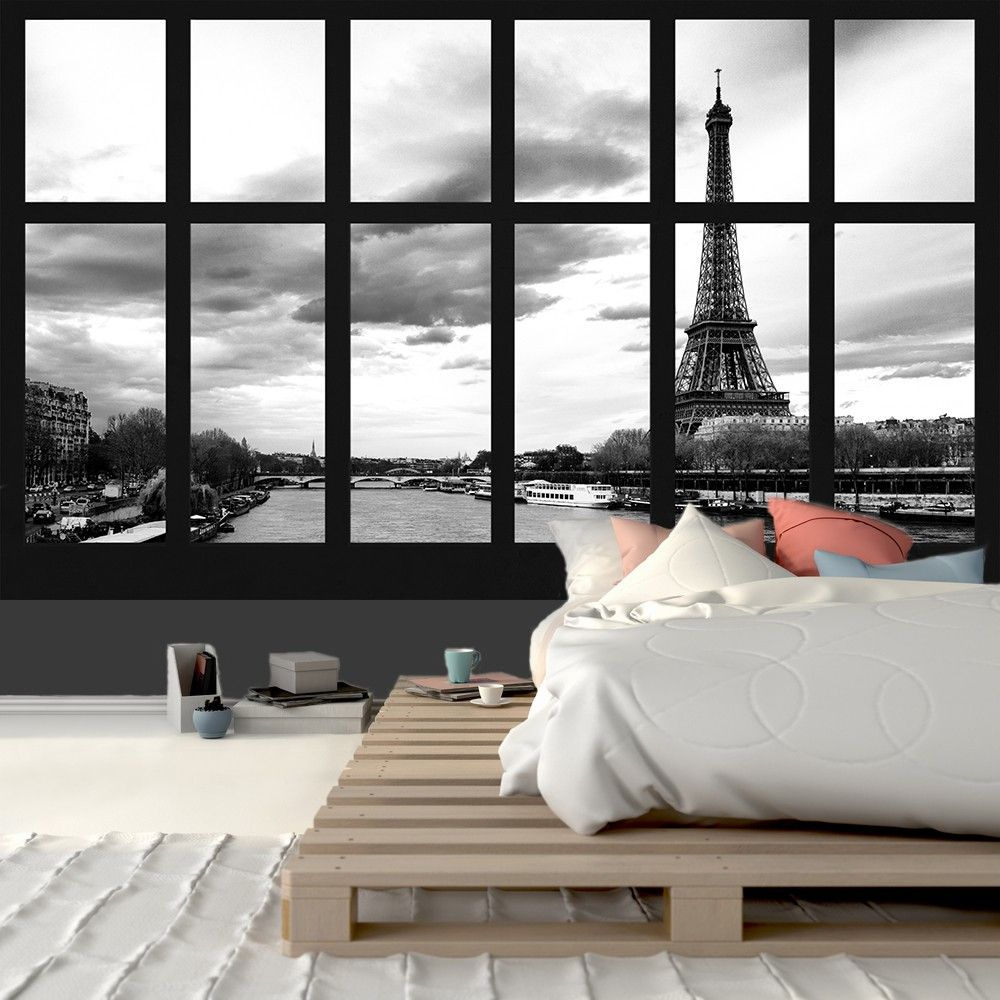 poster noir et blanc perfect poster new york dcoration. Black Bedroom Furniture Sets. Home Design Ideas