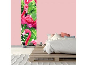 papier peint jungle tropicale p licans pas cher boutique. Black Bedroom Furniture Sets. Home Design Ideas