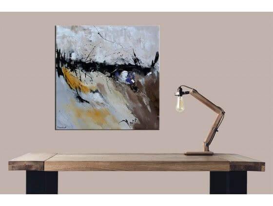 tableau abstrait flight pas cher boutique d co murale hexoa. Black Bedroom Furniture Sets. Home Design Ideas