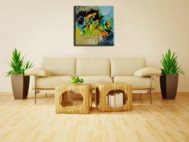 Tableau reproduction peinture vitalité