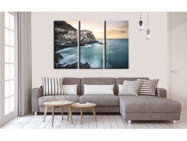 Tableau paysage Manarola les Cinque Terre