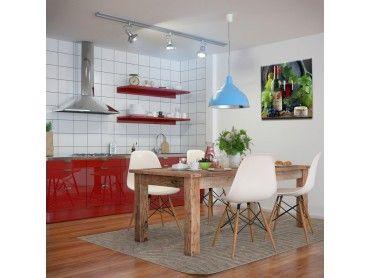 Tableau cuisine design achat de tableaux alu toile et for Tableau temps de sterilisation plats cuisines