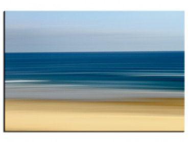 Tableau photo paysage plage Messanges