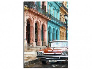 Tableau photo paysage Cuba