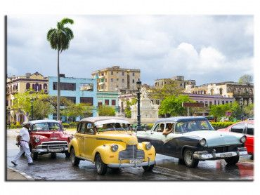 Tableau deco au cœur de Cuba
