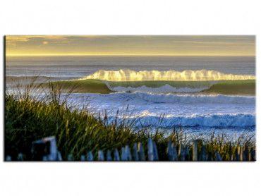 Tableau déco surf nature et océan