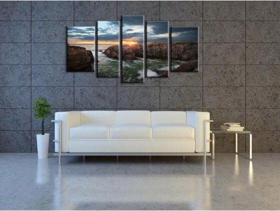 Tableau design photographie Rayon