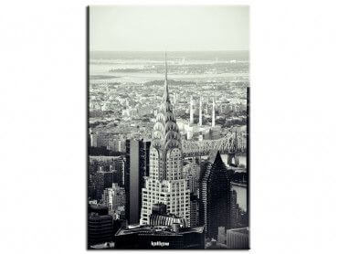 Tableau New York Chrysler Building