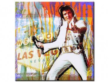 Tableau Elvis welcome to Las Vegas