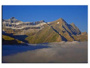 Tableau paysage la Brèche de Roland Pyrénées