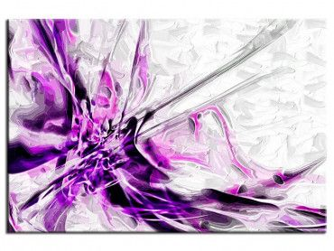 Tableau peinture moderne Explosion