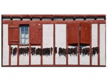 Tableau photo Pays Basque volets