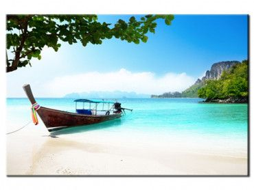 Tableau paysages Poda Island Thailand